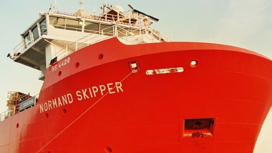 Normand Skipper joins two other Solstad Offshore PSVs supporting Equinor's operations in UK waters (