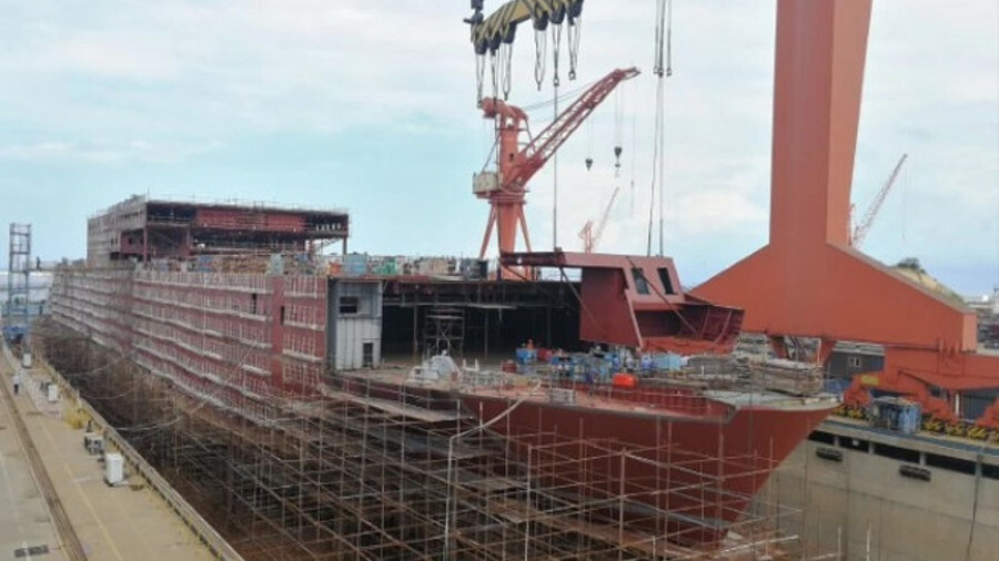 One step at a time: AVIC Weihai targets European cruise and ferry market