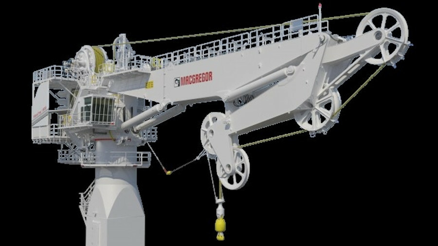 Macgregor and Liebherr push the boundaries with new offshore cranes