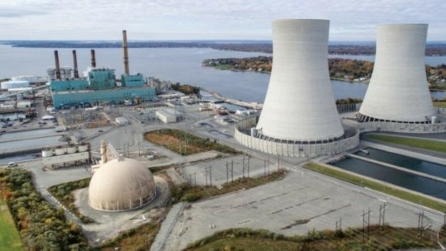Brayton Point, once a coal-fired power station, could be transformed as an offshore wind hub, CDC sa