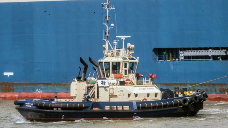 Svitzer's focus on safety includes good SMS and crew training