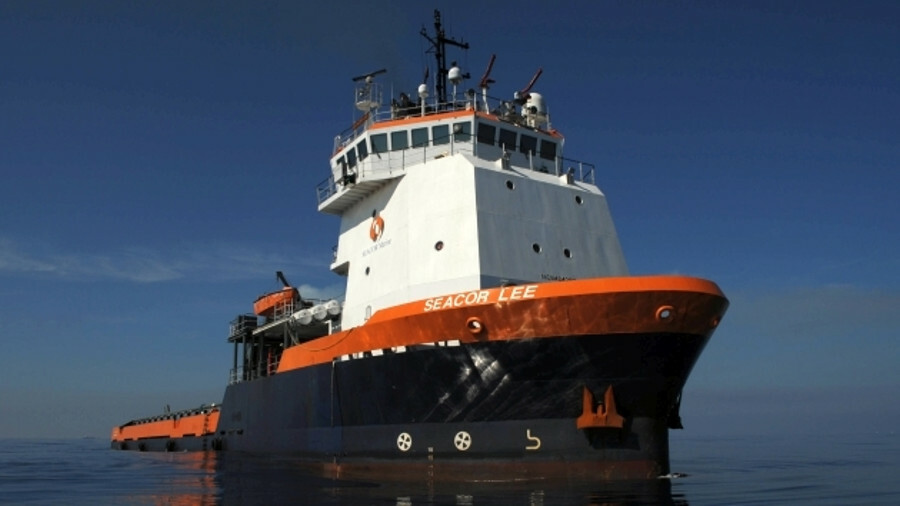Fleet utilisation was up to 68% compared to 60% in Q3 2017 (vessel pictured for illustrative purpose