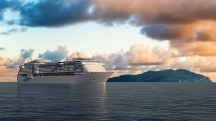 One day, even cruise ships could be powered by fuel cells (image ABB)