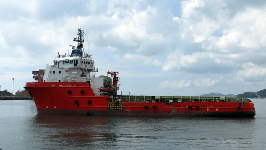 The contract for a dual-fuel platform support vessel (PSV) is estimated to be worth US$45M