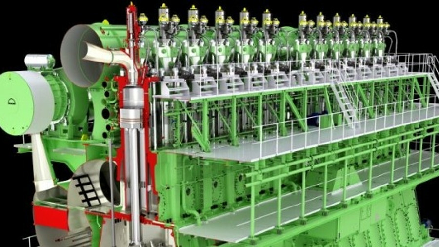 MAN's new engine technology driven by 2020 low sulphur requirements