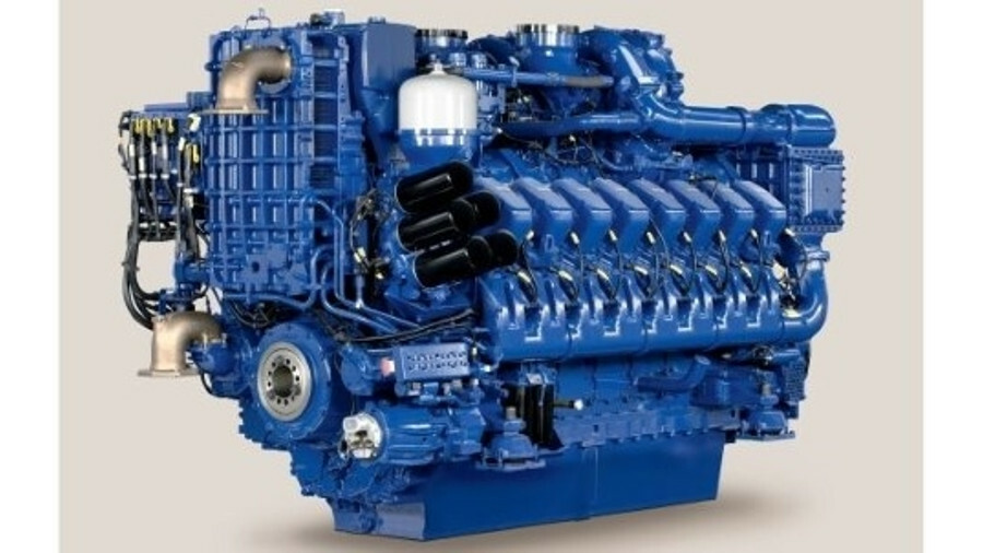 Rolls-Royce will supply pairs of MTU 4000 series diesel engines for tugs built for Foss Maritime's U