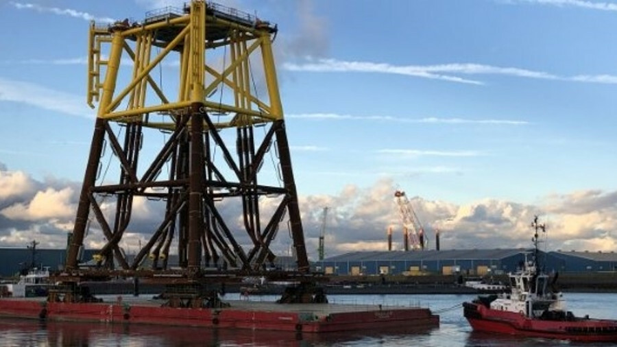 Heerema is best known for its work in the offshore oil and gas sector, but has also built structures