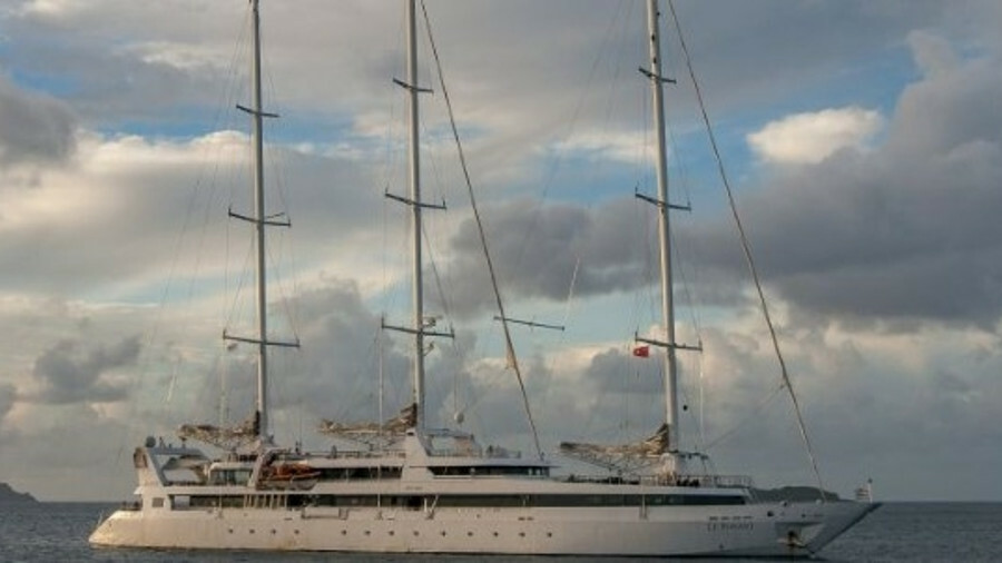 Ponant and Chantiers de l'Atlantique are to test the Solid Sail system on Le Ponant, which will sign
