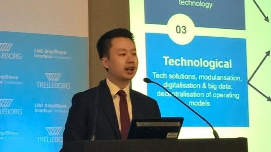 "Dr Wei Liu (Wood Mackenzie): ""Based on strong demand prospects, ssLNG is attractive for investment"""
