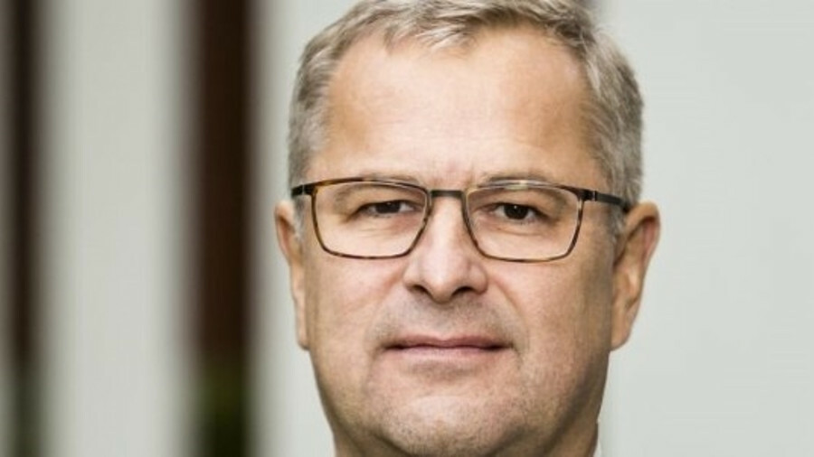 Maersk Group chief executive Søren Skou: the group's innovation department is busier than ever under