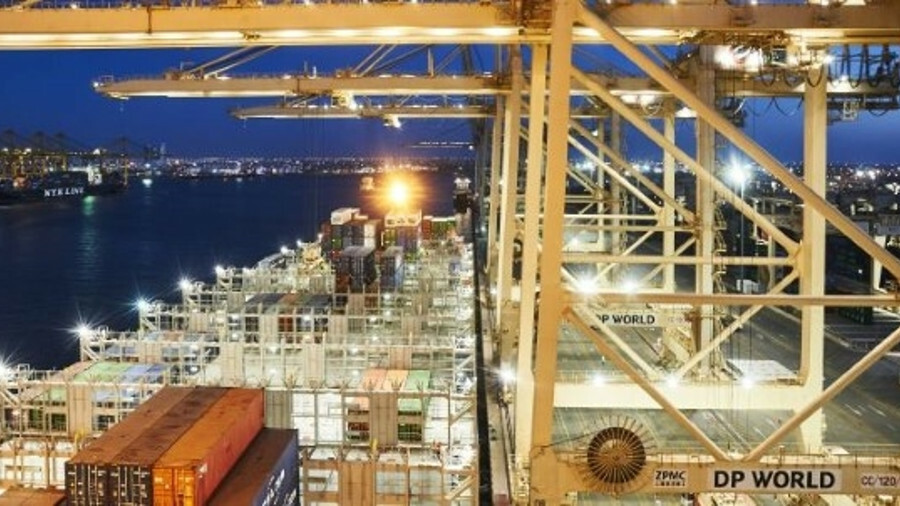 DP World has invested in five international terminals in India, which handle over 28% of India's con