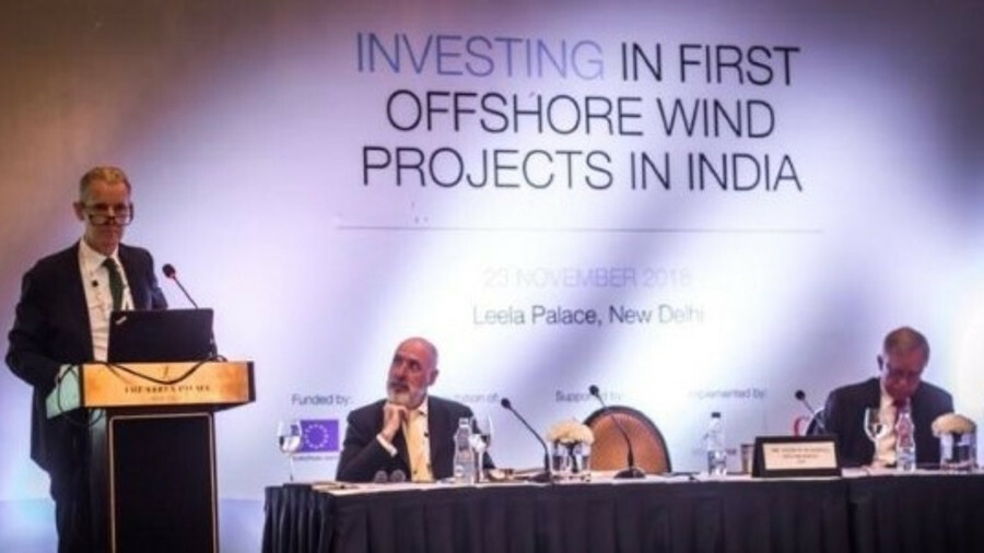 EIB unveils offshore wind initiative and strengthens backing for Indian renewables