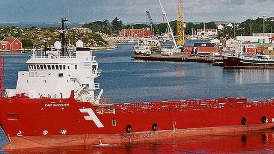 Far Supplier was built in 1999 by Kvaerner Govan in Glasgow (credit: Solstad Offshore)