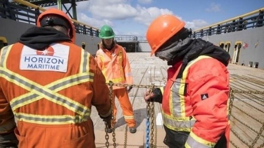 A Memorandum of Understanding between Horizon Maritime and NAO was announced on 1 October (credit: H