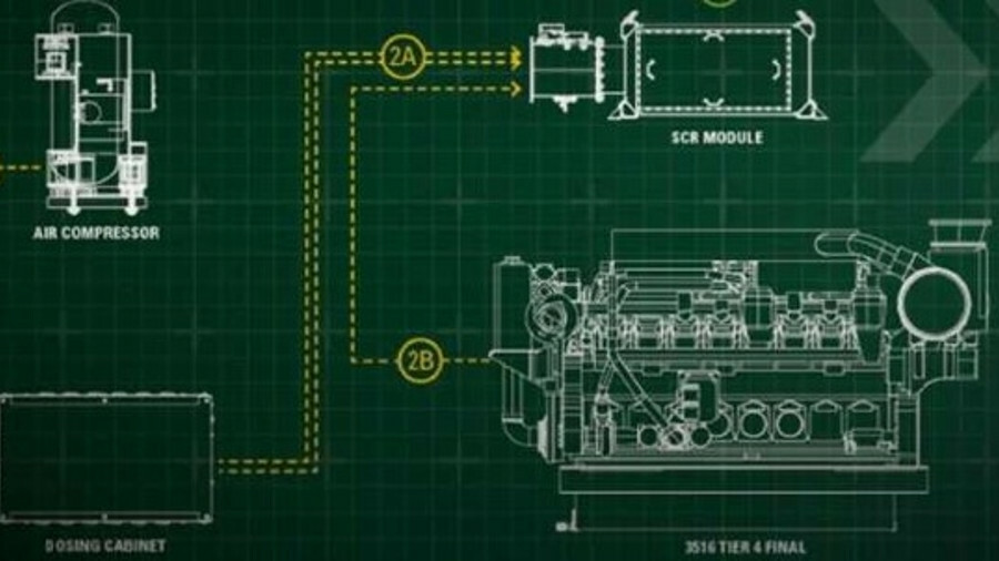 Caterpillar explains how its engines can be upgraded for EPA Tier 4 compliance