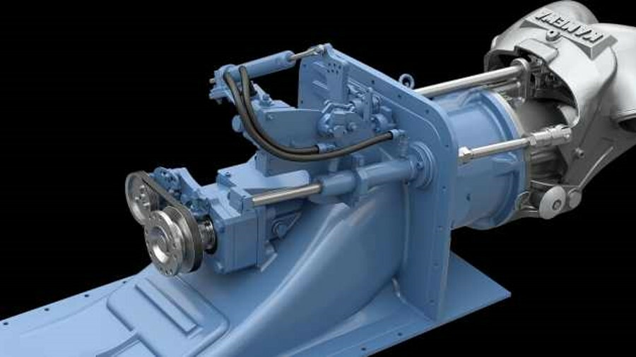 Riviera News Content Hub Waterjet Series Unveiled For Workboat And Passenger Vessel Propulsion