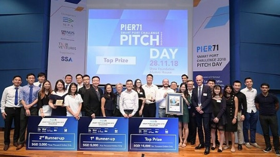 Along with cash prizes for the top three startups, all 17 SPC shortlistees will receive continued su