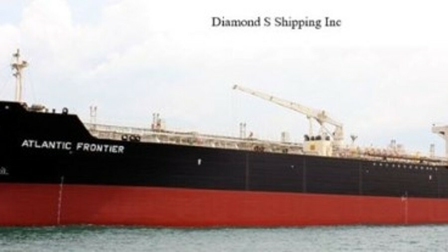 The merged company is to be named Diamond S Shipping Inc