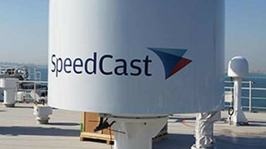 Speedcast installs multiple satellite communications antennas on vessels for VSAT connectivity