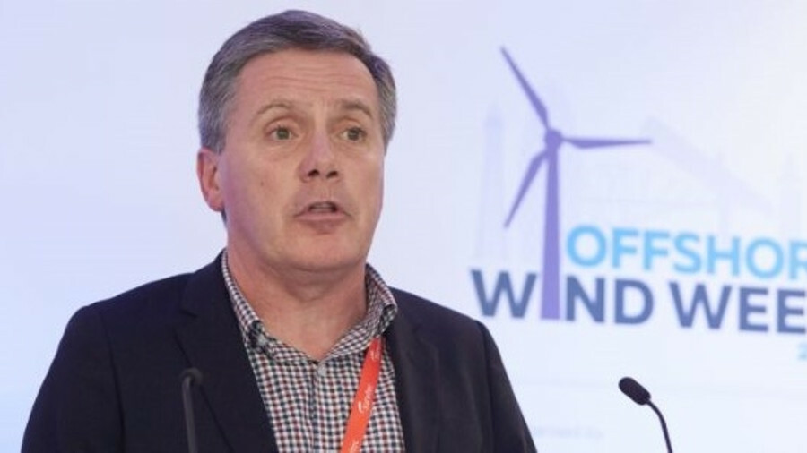 "John Weir (Project Aura): ""people are the key to industry growth, and the offshore wind industry wil"