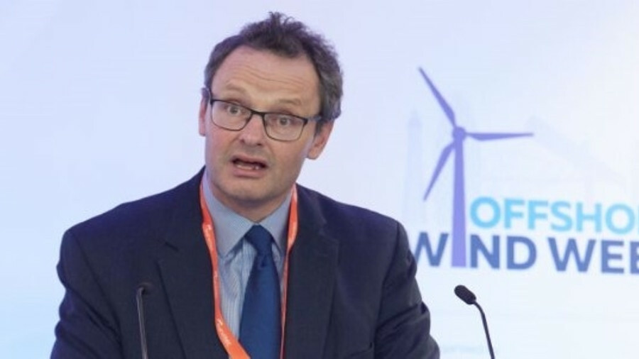 Peter Aldous, Waveney MP, said the pipeline of offshore wind projects off the east coast of England