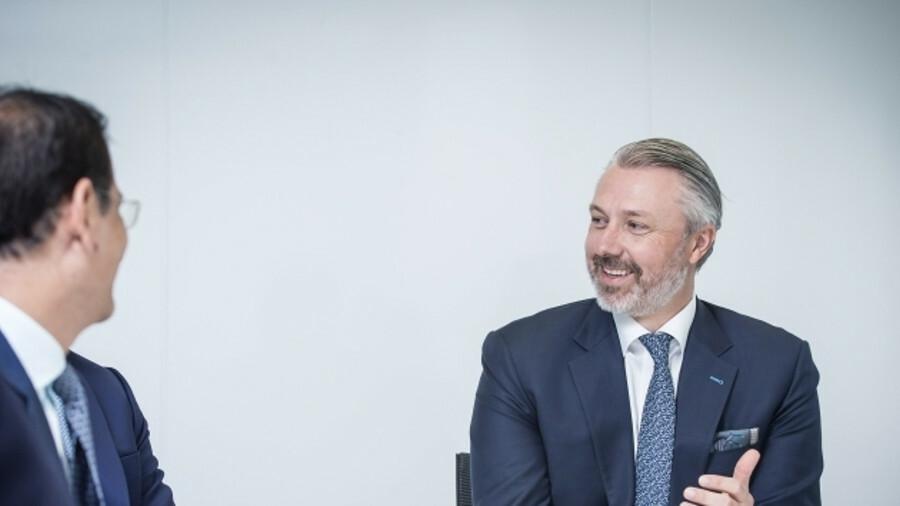 Leader profile: René Kofod-Olsen