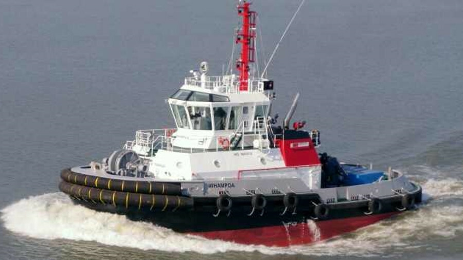 MacGregor supplies deck machinery to a series of tugs built by Cheoy Lee Shipyards