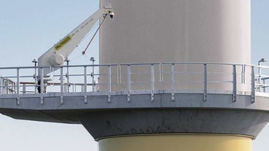 Palfinger is to supply cranes for the turbines on the Formosa 1 Phase 2 offshore windfarm