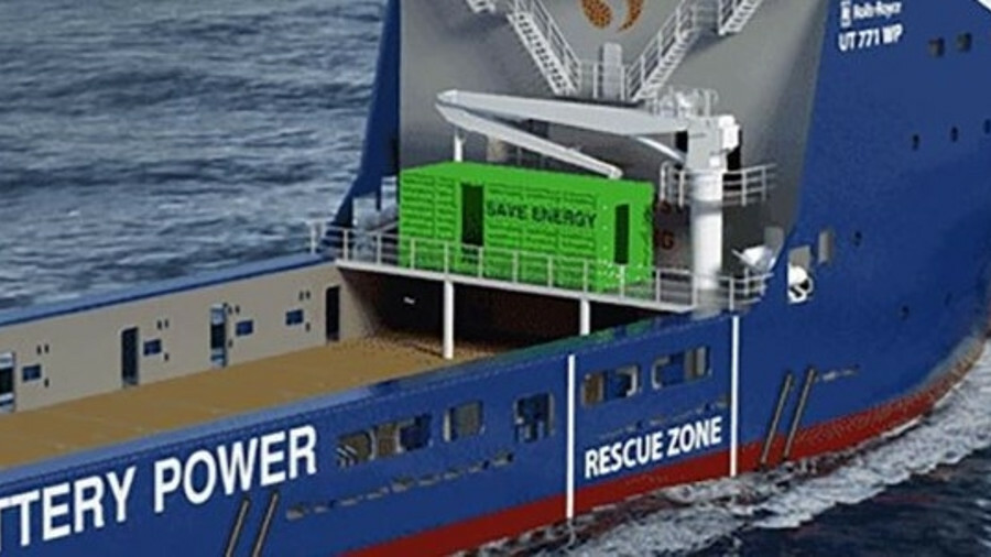 Seacor now operates 12 battery hybrid-powered vessels