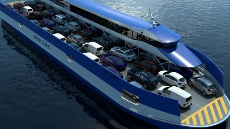 Incat Crowther designs ropax offering 'very significant' fuel savings