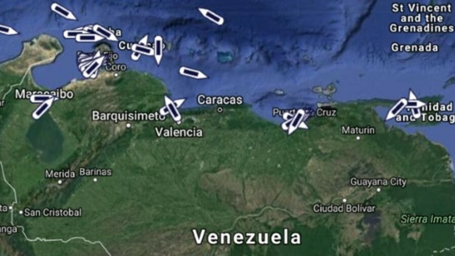 Report: security conditions deteriorating in Venezuelan ports