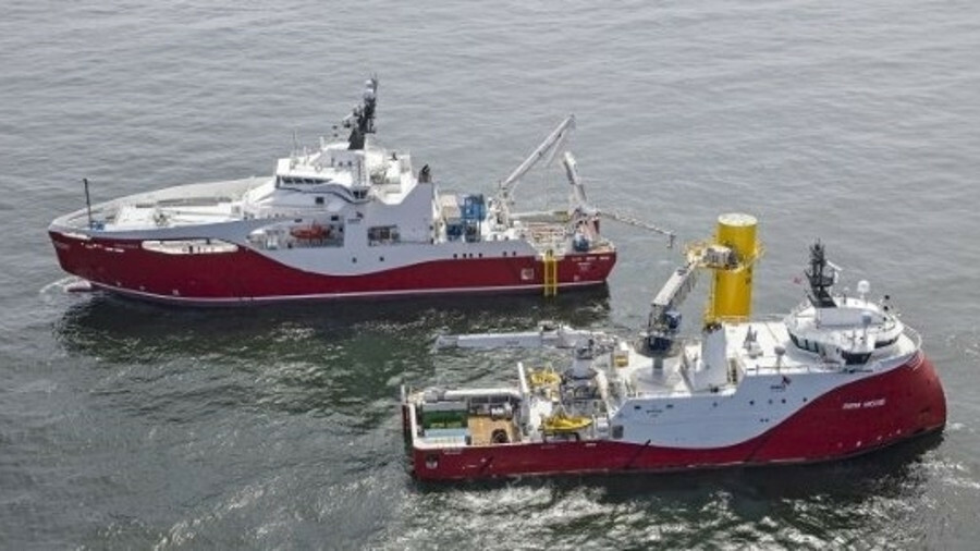 SOC will undertake the CVOW project in cooperation with Subsea 7