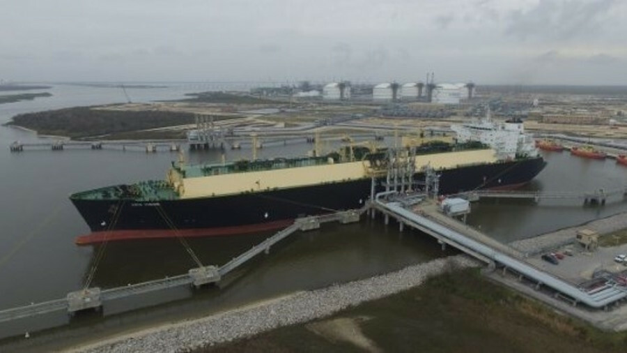Sabine Pass shipped its first LNG in January 2016