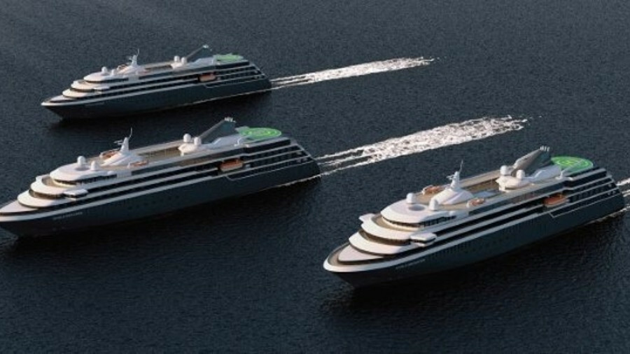 Rolls-Royce to deliver hybrid propulsion systems to more Mystic Cruises ships