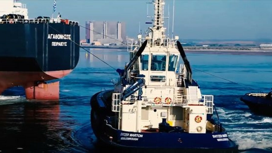 SafeTug to enhance safety among LNG carrier tugs