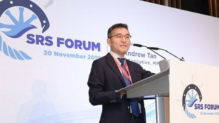 """Andrew Tan (MPA): """"We are working closely with our bunker suppliers to ensure that there will be ade"""