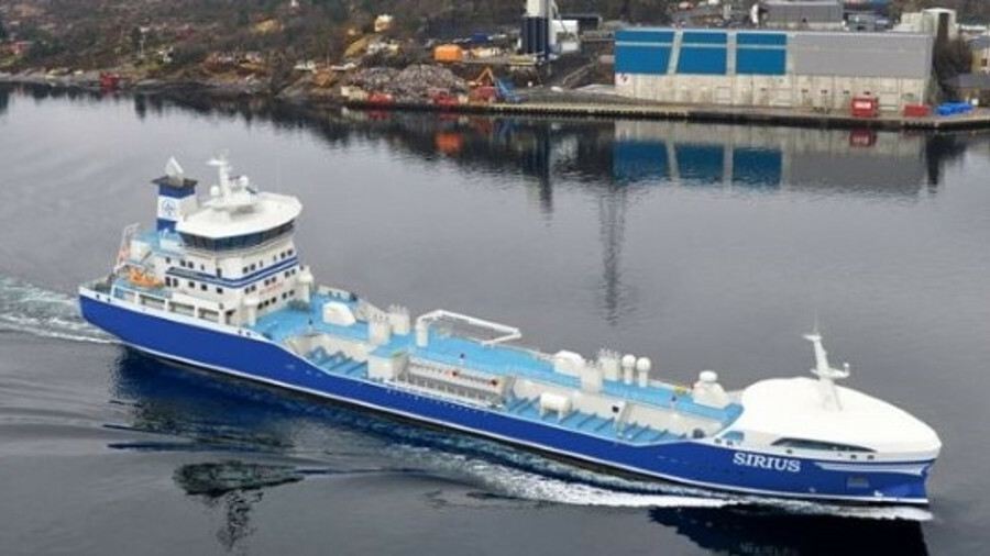Preem will take a long-term lease on Sirius Shipping's new MT Mercurius