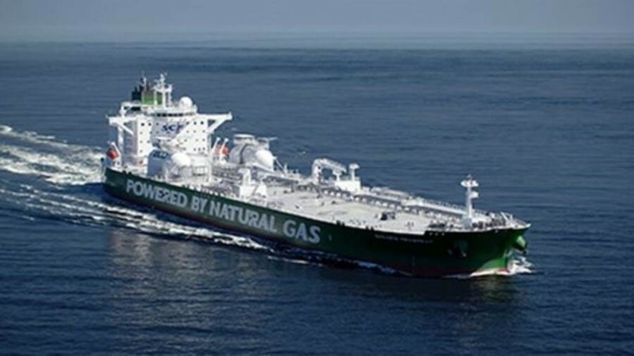 Sovcomflot has ordered more LNG-fuelled product carriers to add to its growing fleet