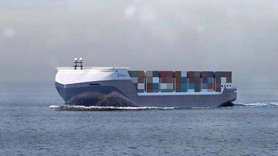 Autonomous container ships will need to comply with amended IMO regulations (Source: Rolls-Royce)