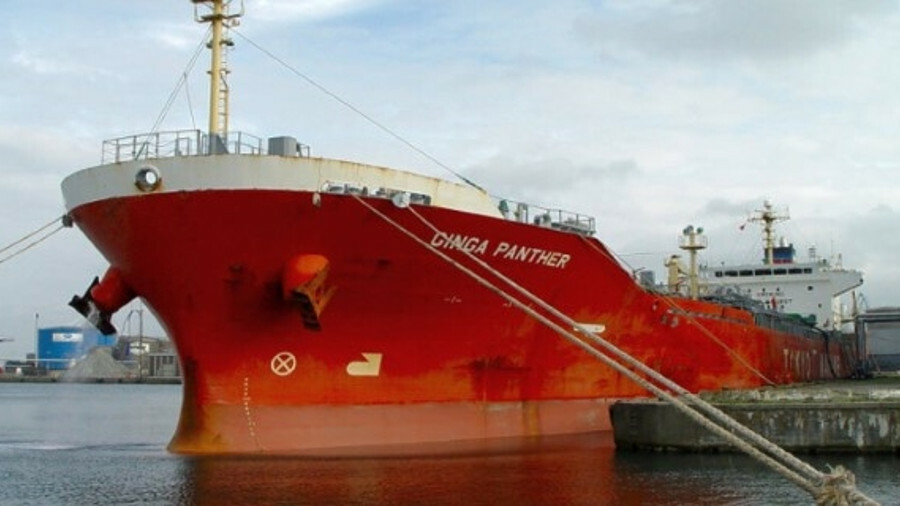 Ginga Panther: MOL Chemical Tankers Pte of Singapore has purchased the entire operation of Nordic Ta