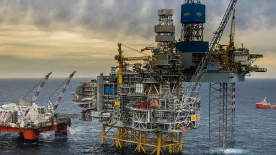 Equinor's Mariner oil project provides employment for OSVs and a floatel (credit: Jamie Baikie)