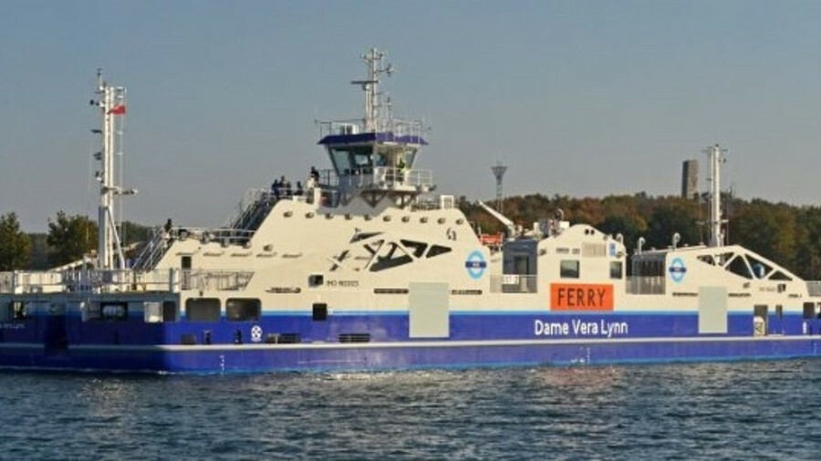 Battery and LNG ferries make strides in London and the Med