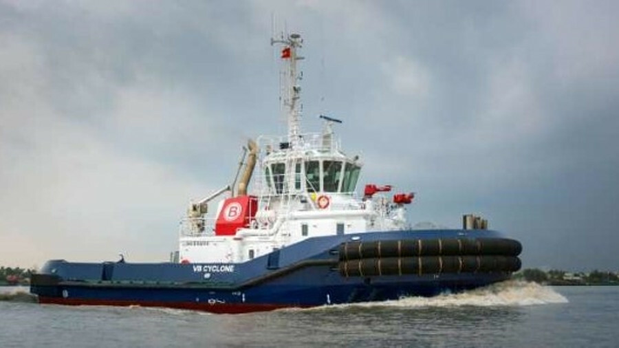 Newbuilding series adapted for deepsea towage