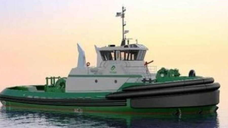 Jensen Maritime's Valor tug design is being used for Foss' newbuilding series