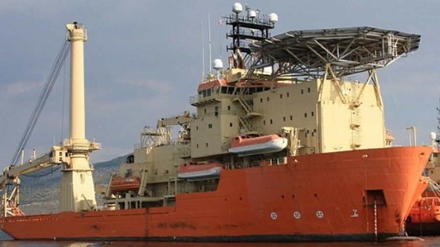Seven Pegasus will primarily support Subsea 7's operations in the North Sea and Asia-Pacific regions