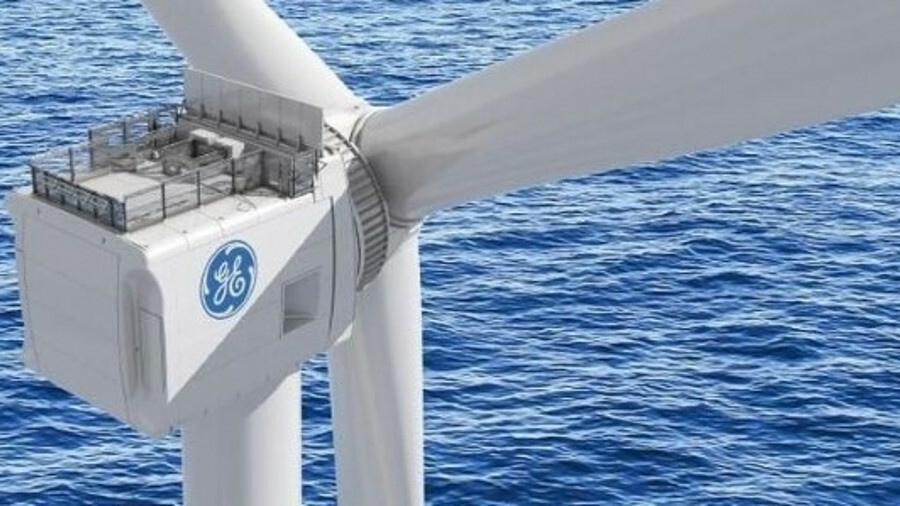 GE Renewable Energy is working with Future Wind to install and test the Haliade-X in Port of Rotterd