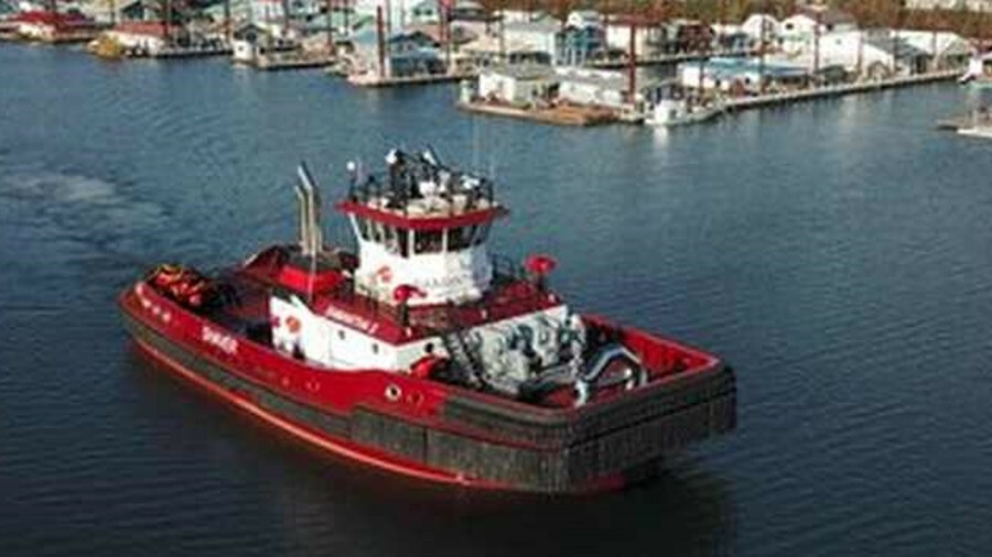 Samantha S was designed by Jensen Maritime, built by Diversified Marine and is operated by Shaver Tr