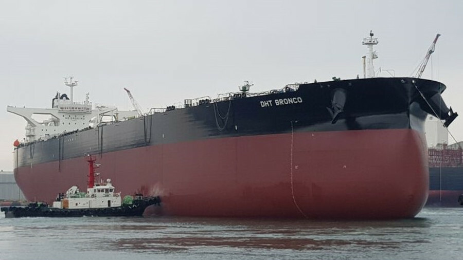 Tanker deliveries decline in 2018