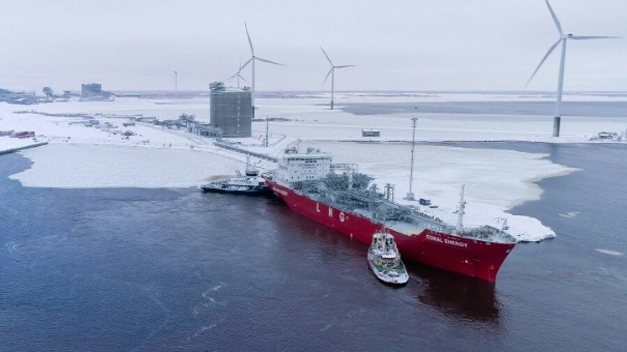 Winter season tests the mettle of Yamal and Baltic LNG carriers