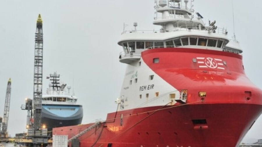 Rem Eir is one of 13 vessels under long-term charter with Equinor that uses shore power to reduce CO
